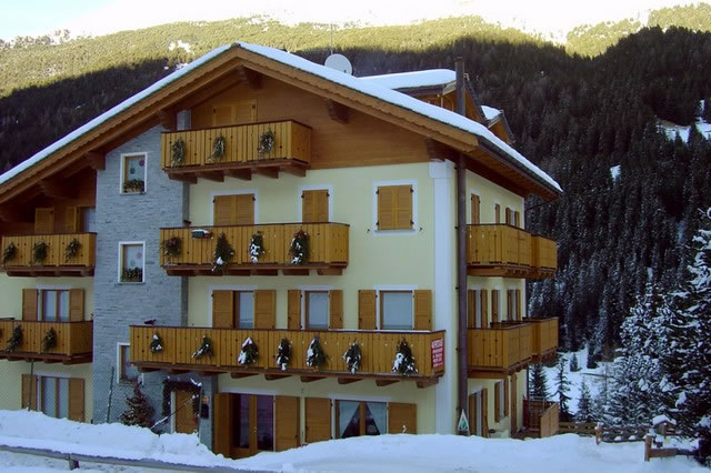Casa Michela Ski Apartments
