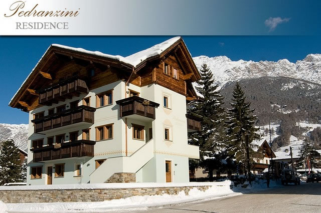 Hotel Pedranzini - Ski Accommodation